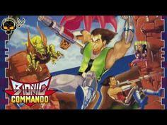 BIONIC COMMANDO (c64) - Soundtracks ♫