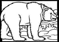Animal coloring pages for kids | Educational | Pinterest | Free ...