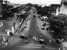 Waltax Road(now V.O.C salai)-1962