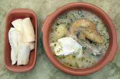 Domingo, un día ideal para tomarse una sopa de maní o un locro | EL DEBER Creamy Chicken, Mashed Potatoes, Soup, Dishes, Breakfast, Ethnic Recipes, Party, Santa Cruz, Rice