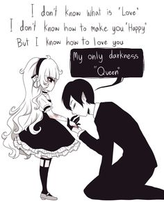 So sweet <3 #cute #love #couple #ocs