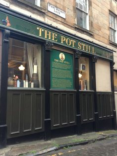 The Pot Still - my favourite bar in Glasgow Best Pubs, Pot Still, Glasgow, Whisky, Places To Go, England, Dreams, Spaces, Bar