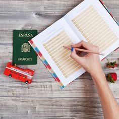 La probabilidad de que tu pasaporte esté caducado es directamente proporcional a las ganas de viajar y eso es A Truth as a Temple.