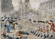 Blood in the Snow: The Boston Massacre