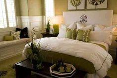 17 meilleures images du tableau chambre vert anis | Interior ...