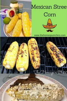 Mexican Street Corn Summer at my house means it is time to eat fresh corn! I have a whole pile of corn recipes in my Corn Recipes, Vegetable Recipes, Mexican Food Recipes, Mexican Street Corn Salad, Mexican Street Food, Mexican Corn, Grilling Recipes, Cooking Recipes, Party