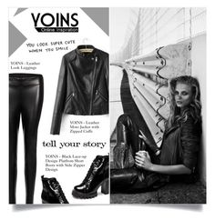 """""""YOINS"""" by larissa-takahassi ❤ liked on Polyvore featuring Tim Holtz, yoins, yoinscollection and loveyoins"""