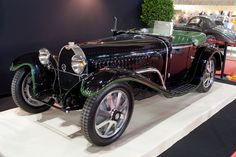 1932 Bugatti Type 55 Billeter & Cartier Cabriolet: 13-shot gallery, full history and specifications