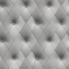 Wallpaper By The Yard Faux Tufted Leather....when you cant make it..fake it! This could be used for so many projects. I'm thing faux camper headboard...mdb