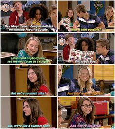 "#GirlMeetsWorld 2x12 ""Girl Meets Yearbook"""