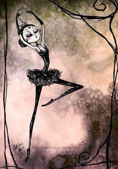 Ballerina 2 by Lithium-Tears on DeviantArt: