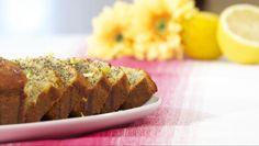 Bolo de Limão com Sementes de Papoila - Prato do Dia 2   24Kitchen