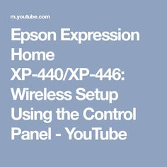 12 Best Epson printer XP-440 images in 2017   Epson, Printer, Scribe