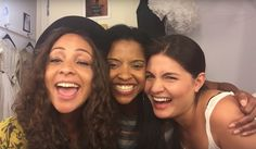 Angelica, Eliza, and Peggy – the Schuyler Sisters – paid tribute to the departing original cast members from Hamilton by covering Billy Joel. Hamilton Broadway, Hamilton Musical, Hamilton Schuyler Sisters, Philippa Soo, Hamilton Star, Eliza Schuyler, Jasmine Cephas Jones, Anthony Ramos, And Peggy