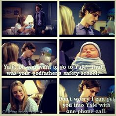 One if the sweetest scenes ever! Anything with Reid and Henry