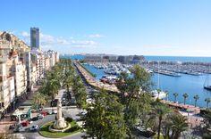 La Explanada de Alicante   Flickr - Photo Sharing!