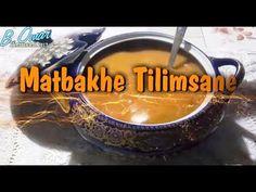 مطبخ تلمسان : وصفة حريرة تلمسان بذوق رائع و مع جميع مراحلها Hrira de tlemcen - YouTube