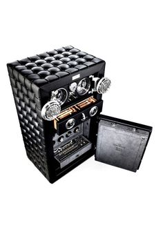 Döttling has released its latest safe, The Fortress, which is claimed to be the safest luxury safe in the world. This safe is available in certified security Handcuff Key, Vaulting, Luxury Watches, Luxury Lifestyle, Fathers Day Gifts, Luxury Homes, Accessories, Hammacher Schlemmer, Cigars