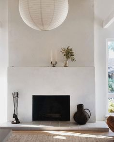 Home Interior Company .Home Interior Company Farm House Living Room, Fireplace Surrounds, Cool Rooms, Fireplace Design, Minimalist Decor, Home Decor, House Interior, Modern Fireplace, Living Room Designs