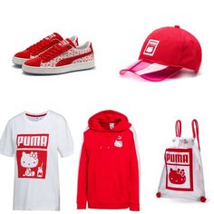 """a3948ff1055  mehmeh8282 on Instagram  """"Anyone still interested in puma hello kitty  items  Do pm me. Limited stock left.  pumasuede  puma  pumasuede50   pumahellokitty ..."""