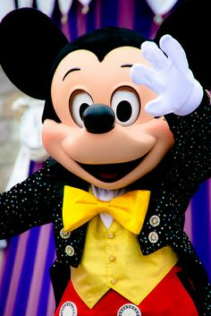 Mickey Mouse #DisneySide