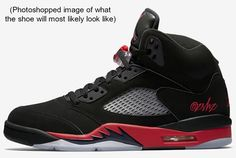 michael jordan shoes photoshopped models photos 760856