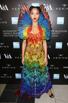 The Dress by Alexander McQueen