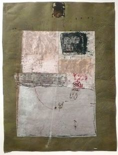 Hannelore Baron - mixed media collage