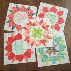 Happy New Year! We've been working hard today on getting all of your orders out the door and I think we are now caught up. I enlisted the help of my older two boys (one of whom is going to be a teenager next month, can you believe it?) before they go back to school tomorrow. They were so helpful that I think I'm actually going to have time to pull out my Handmade Swoon 16 this afternoon. I'm so excited to get back to this quilt! If you missed my last few posts over the weekend you might want…