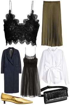 7 trends to bring into the new year.   Read more at H&M Magazine