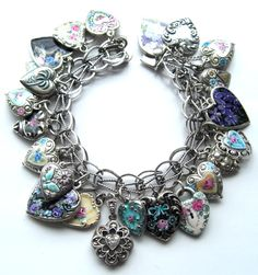 Vintage charms....How absolutely beautiful!
