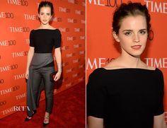 Emma Watson In Christian Dior – 2015 Time 100 Gala