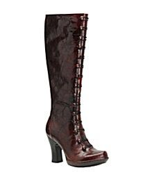 Born Crown Laurelin Boots. I have these in burgundy. The picture doesn't do them justice.