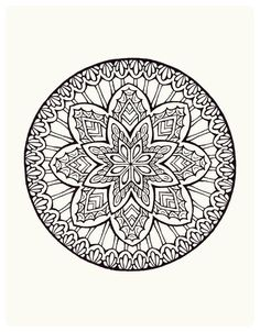 "7 of Arts: Lindos mandalas charts. | free sample | Join fb grown-up coloring group: ""I Like to Color! How 'Bout You?"" https://m.facebook.com/groups/1639475759652439/?ref=ts&fref=ts"