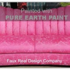 Painting Fabric with PURE EARTH PAINT