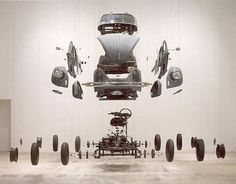 Damian Ortega « VW Beetle Art