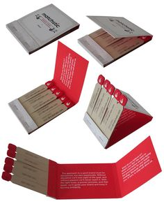 Are you sure we can't have matchbook sized brochures, @Alma Hoffmann ? :)