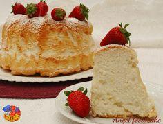 L'angel food cake è la torta ideale da preparare se avete degli albumi rimasti. Questa è la ricetta del Maestro Montersino, perfetta!