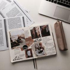 Bullet journal inspiration art / journaling bullet journal i Bullet Journal Aesthetic, Bullet Journal Inspo, Journal Diary, Bullet Journal Ideas Pages, Journal Pages, Journal Layout, Journal Notebook, Bullet Journals, Kunstjournal Inspiration
