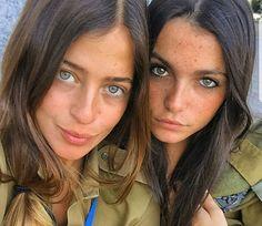 Το Ισραήλ έχει τις πιο όμορφες στρατιωτίνες - LifeViews