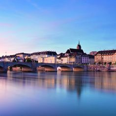 Basel is Switzerland's oldest university city. Historic landmarks of the city include the large market square with its richly decorated red sandstone town hall and the late Romanesque-Gothic cathedral.