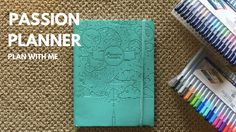 Plan With Me I Passion Planner A quick look into how I use my Passion Planner!
