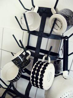Black & white Marimekko - Finnish design :)