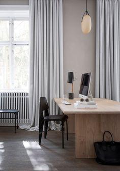 Kinfolk Magazine's Sublime Copenhagen HQ by Norm Architects.