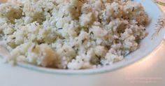 Κουνουπίδι στο φούρνο σαν ρύζι!  Το ξέρατε??? μου το έμαθε ο γιος μου που ζει στο εξωτερικό και του αρέσει ιδιαίτερα!  Το λάτρεψα... Snack Recipes, Snacks, Rice, Food, Snack Mix Recipes, Appetizer Recipes, Appetizers, Essen, Meals