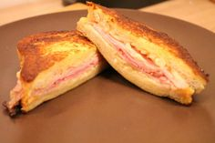 Monte Cristo szendvics French Toast, Bacon, Sandwiches, Food And Drink, Pizza, Hamburger, Dinner, Cooking, Breakfast