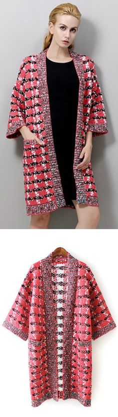 Knitted Blazer in Pink is now available at $65 from Pasaboho. A premium quality for a casual day or night outfit. Available for wholesale and retail.
