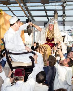 Time-honored rituals to consider for your nuptials, from the prayer shawl to the chuppah.