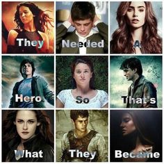 They needed a hero so that's what they become.