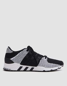 new concept bb3cf f7ab8 adidas EQT Support RF Primeknit in Core Black Adidas, Core